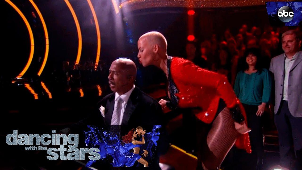 Amber & Maks' Cha Cha – Dancing with the Stars