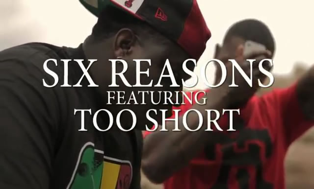 Six Reasons feat. Too Short – Raindance
