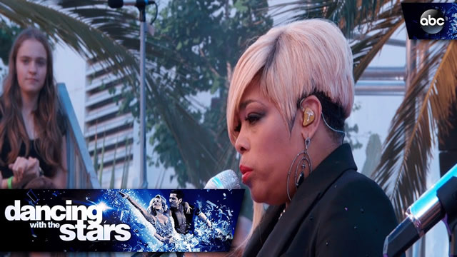 TLC Performance – Dancing with the Stars
