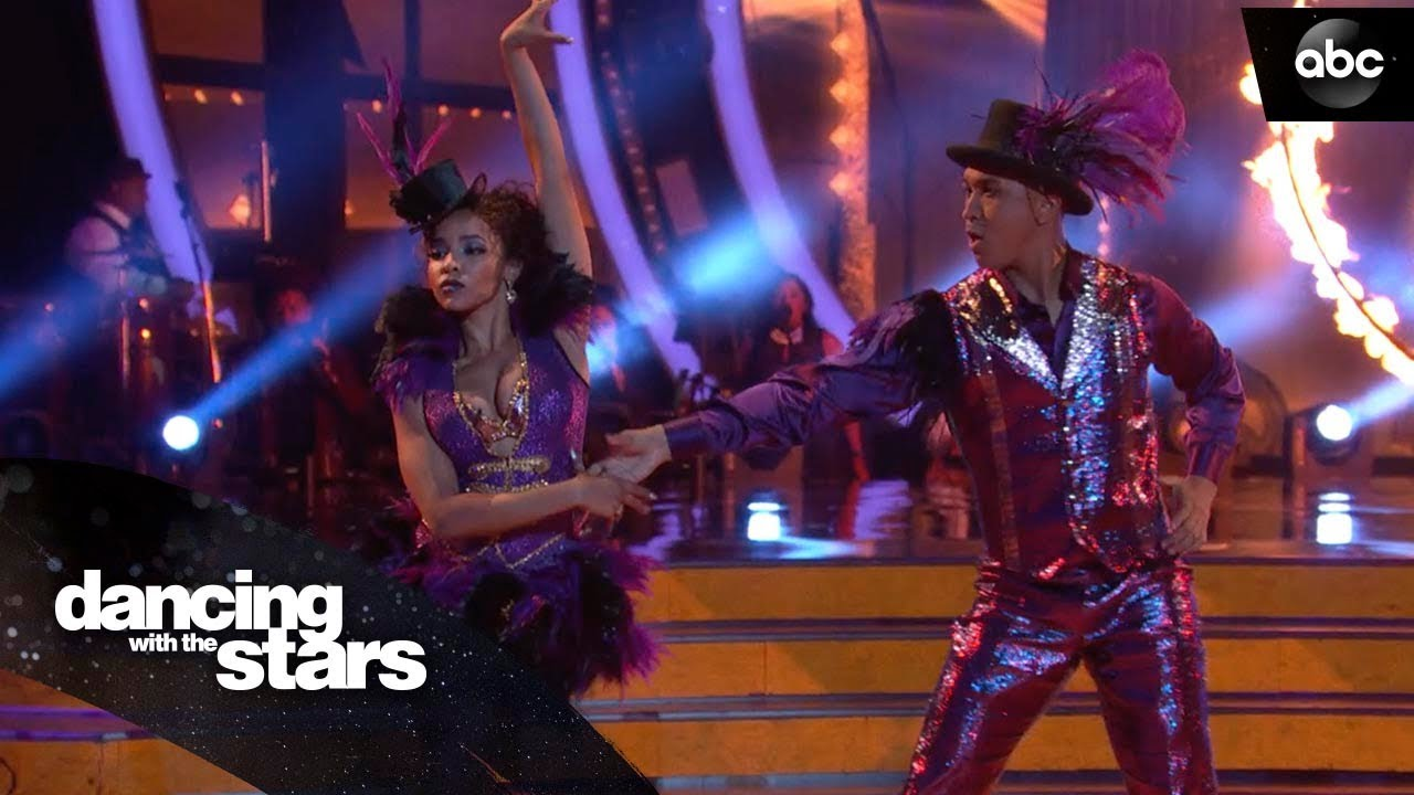 Tinashe & Brandon's Cha Cha – Dancing with the Stars