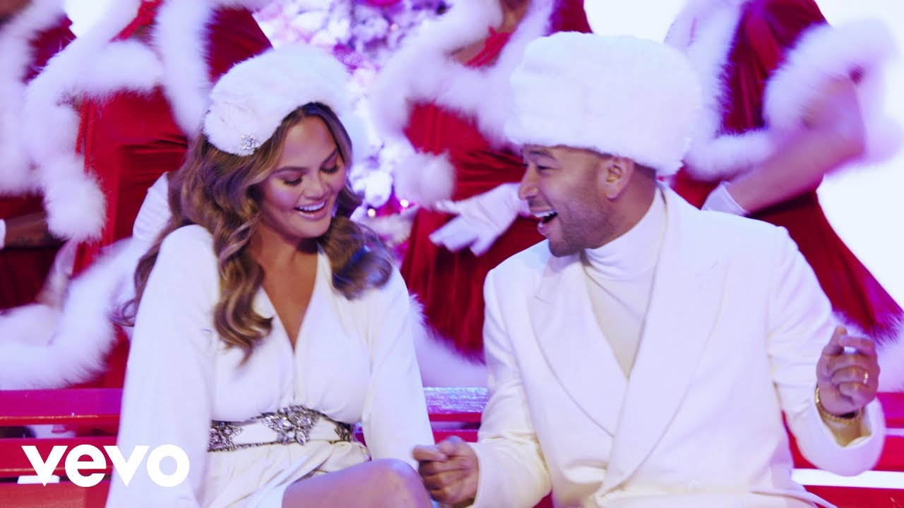 John Legend – Bring Me Love (Live from A Legendary Christmas with John and Chrissy)
